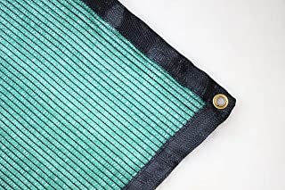 YGS 40% Green 20 ft x 48 ft Shade Cloth Resistant Net for Garden Flower Plant