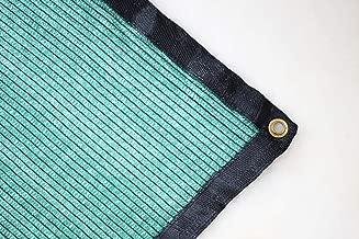 YGS 40% Green 20 ft x 48 ft Shade Cloth UV Resistant Net For Garden Flower Plant