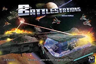 Battlestations Second Edition Boxed Game