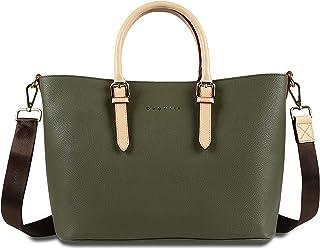 bugatti Ella Shopper Handtasche Damen M, Damenhandtasche Schultertasche