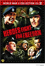World War II Collection: Heroes Fight for Freedom - Volume 2