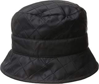 San Diego Hat Company Women's Packable Quilted Rain Hat