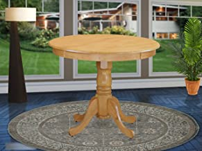 Best 36 inch round oak dining table Reviews
