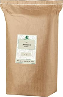 Chiemgaukorn Bio Emmermehl Vollkorn 5 kg