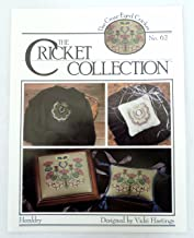 The Cricket Collection Heraldry Counted Cross Stitch Pattern No. 62