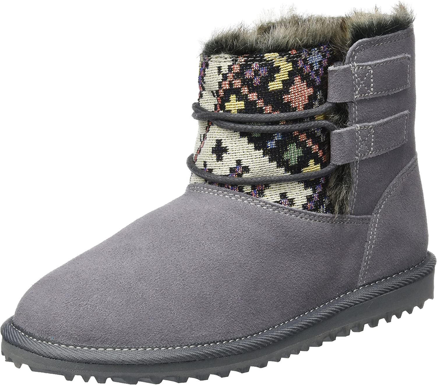 Roxy Grey Tara Womens Boots