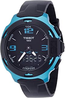 Tissot T-Race Touch Aluminum Mens Watch T0814209705704