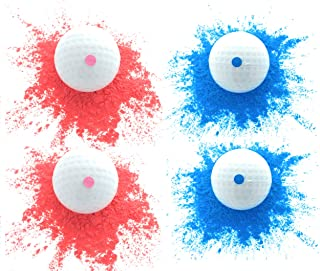 Essential Values Fore! Exploding Golf Balls (4 Balls) ? Pranking Becomes Fun Again ? Perfect Joke for The Entire Family, E...