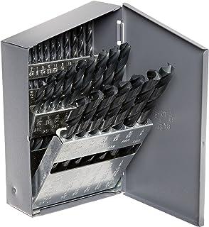 12 Pack Jobber Drill Bit #41 0.0960″ HSS Oxide 118°