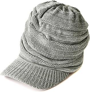 قبعة صغيرة للرجال من CHARM - قبعة حريمي فضفاضة واقية للشتاء فضفاضة