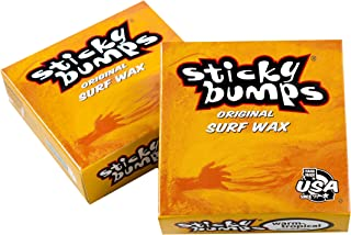 Sticky Bumps Warm/Trop Surf Wax (Pack of 3)