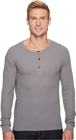 United By Blue Fairbanks Raglan Henley