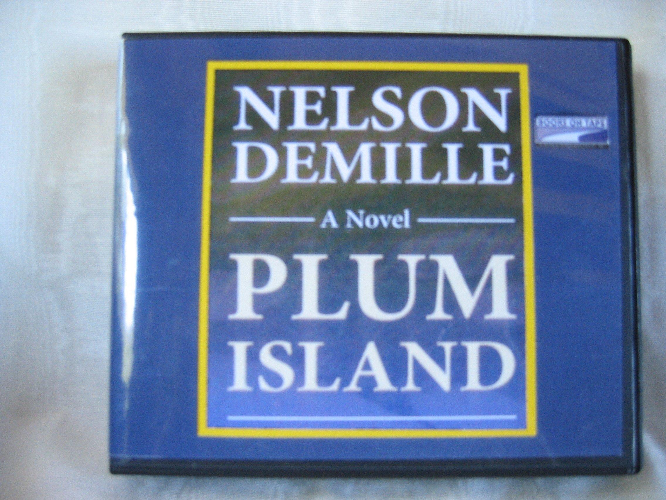 Plum Island (UNABRIDGED CD EDITION)