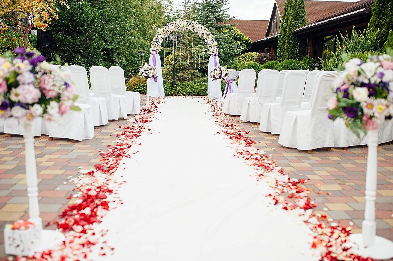 Hochzeitsteppich Rot Hochzeitsl/äufer PODIUM Teppichboden f/ür Messe /& Event Eventteppich Empfangsteppich VIP Event-Teppich-L/äufer 1,50m x 6,00m