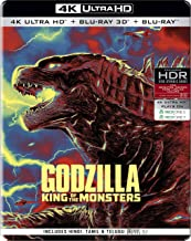 Godzilla: King of the Monsters 4K STEELBOOK