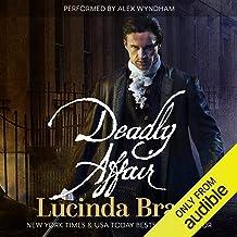 Deadly Affair: A Georgian Historical Mystery: Alec Halsey Mystery, Book 2