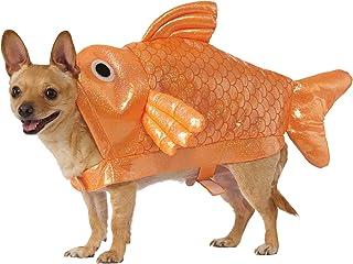 Rubie`s Gold Fish Dog Costume, L