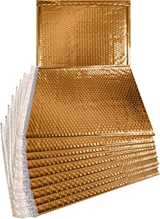 Best gold poly mailers Reviews