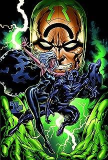Black Panther: Little Green Men
