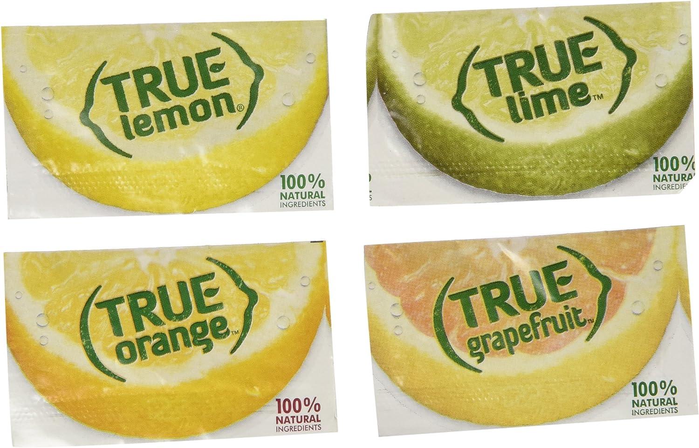 True Lemon Lime Max 61% OFF Orange Grapefruit Bulk Packets New color 256 Assorted