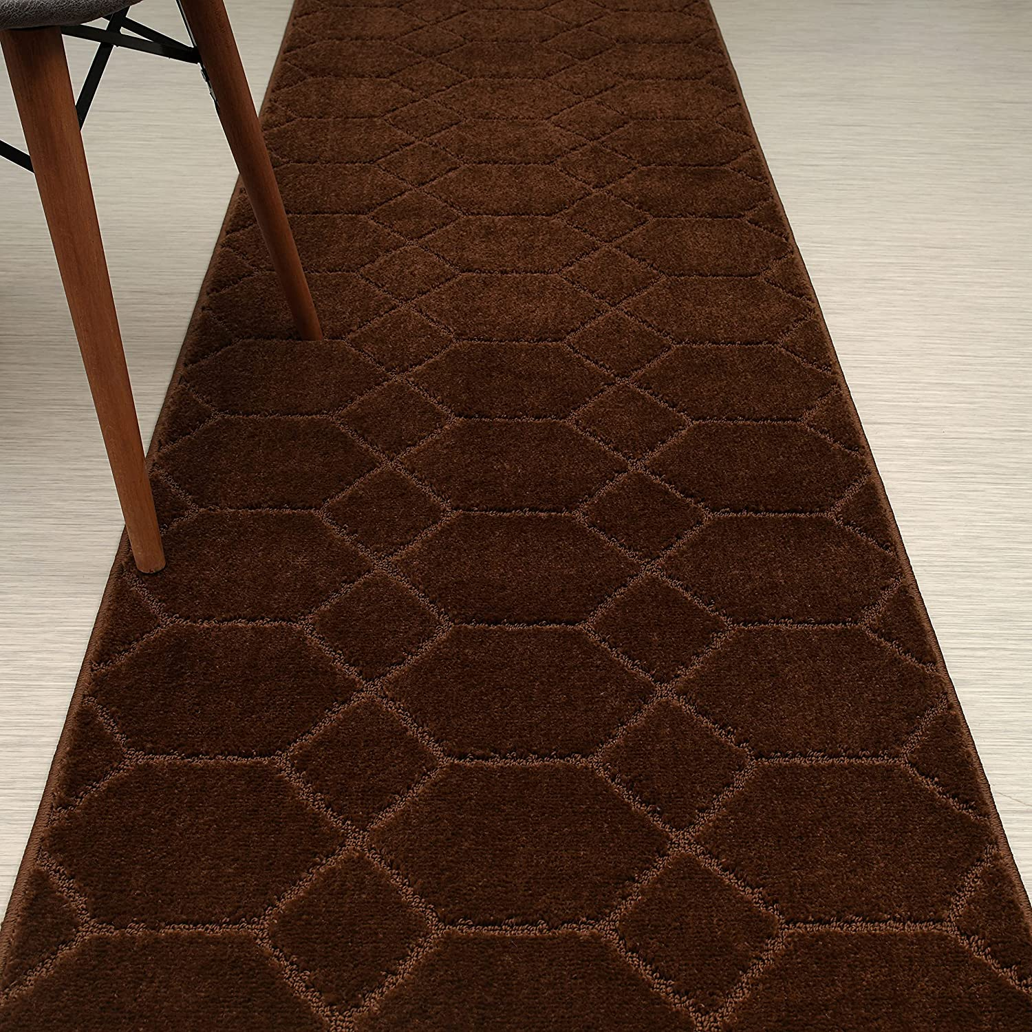 Custom Length Don't miss the campaign Hallway Direct stock discount Carpet Runner 26 Resistant Inch Slip Rug