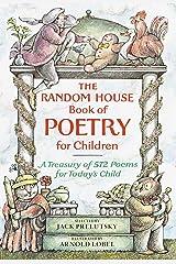 The Random House Book of Poetry for Children Hardcover