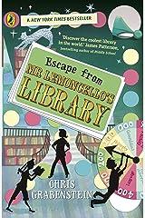 Escape from Mr Lemoncello's Library (Mr Lemoncello 1) Kindle Edition