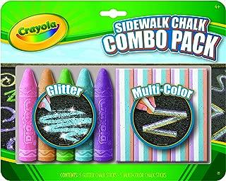 Crayola Special Effects Sidewalk Chalk