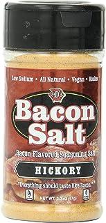 J&D's Foods Bacon Salt, Hickory, 2 Ounce