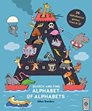 Alphabet of Alphabets (Search and Find)