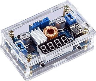 DC Buck Converter, Yeeco DC to DC Step Down Converter 12V 24V 7-36V to 1.25-32V 12V 5V Volt Reducer Board Board Voltage Re...