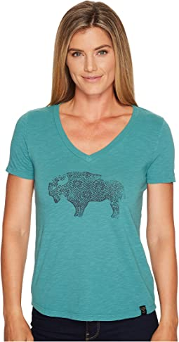 United By Blue - Short Sleeve Wild Bison