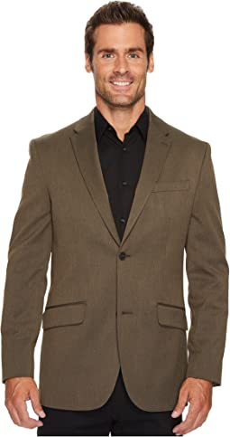 Perry Ellis - Stretch Solid Jacket