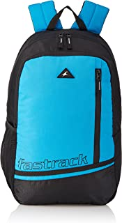 Fastrack 22.12 Ltrs Blue School Backpack (A0691NBL01)