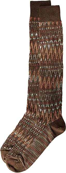 Missoni - Long Zigzag Socks