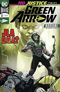 green arrow annual 2