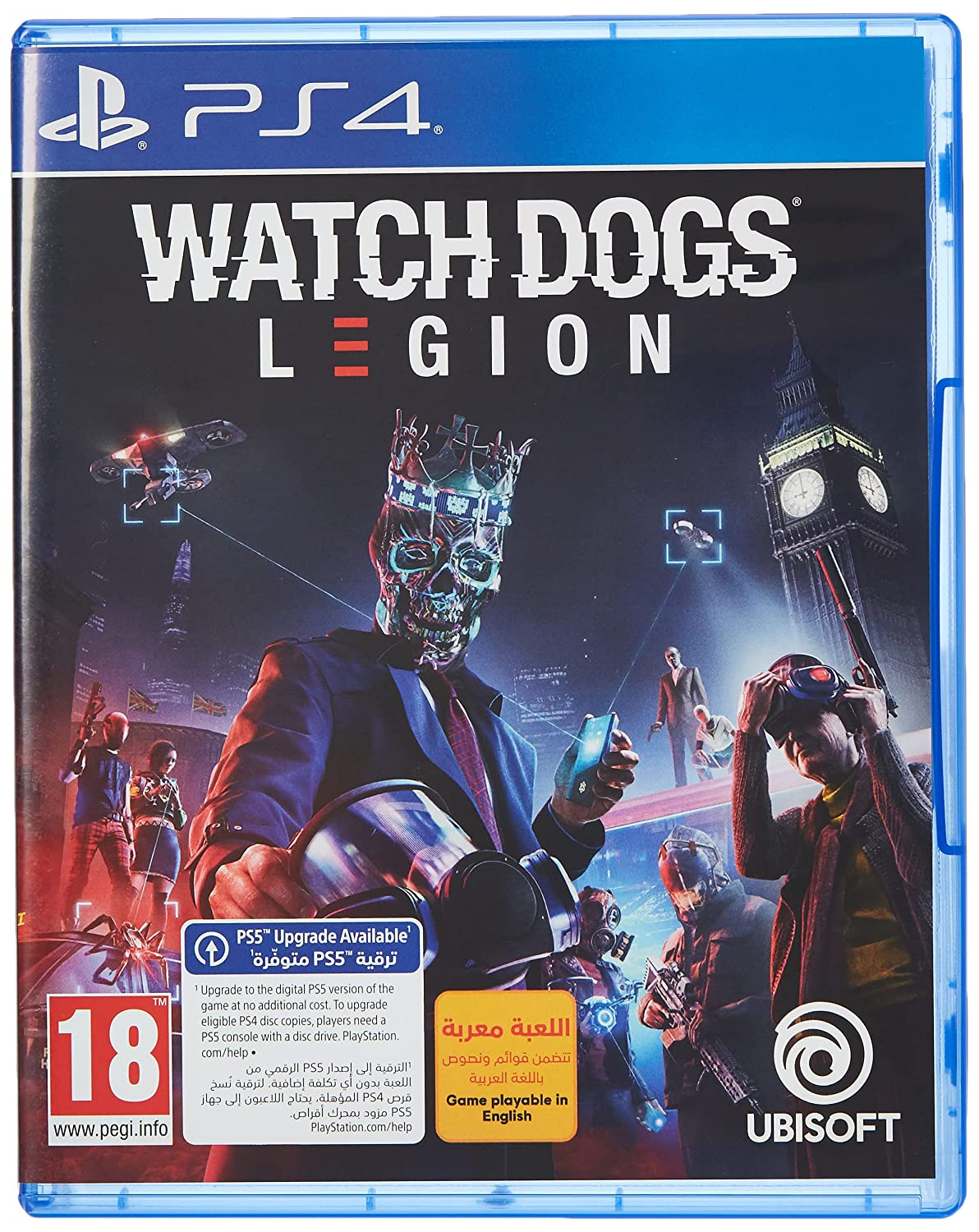 Max 86% OFF Watch Dogs: Legion Ranking TOP11 PS4