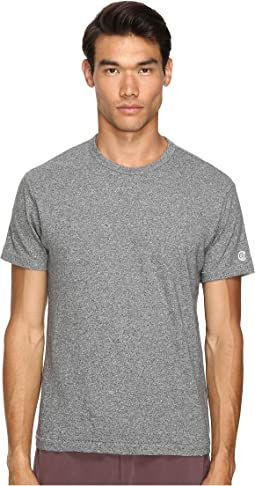 Heathered Basic Tee