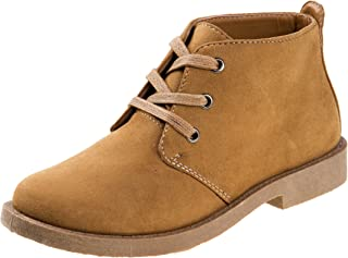 toddler boy desert boots