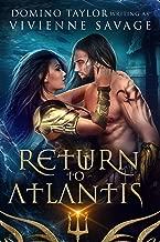 Return to Atlantis: a Fantasy Romance (Kingdom in the Sea Book 1)
