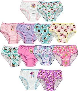 Princess Girls Panty Multipacks