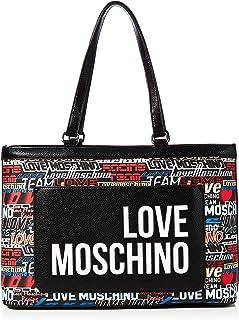 Love MoschinoJc4089pp1aDamenToteSilber (Argento)12x26x40 centimeters (W x H x L)