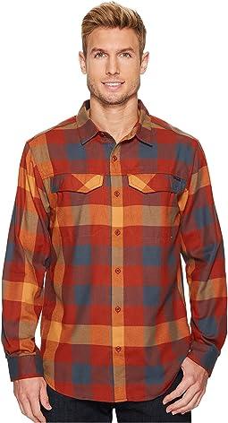 Silver Ridge Flannel Long Sleeve Shirt