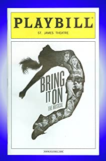 Best bring it on playbill Reviews