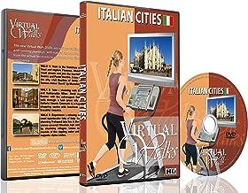Virtual Walks – Ciudades italianas – para caminar en interiores, correr y hacer ciclismo