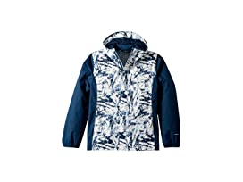 3d7e775b3 The North Face Kids Zipline Rain Jacket (Little Kids Big Kids) at 6pm