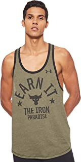 Under Armour Men's Project Rock Pain Into Power Tank Top