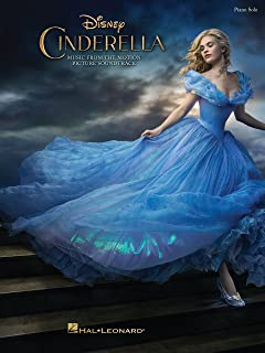 Cinderella Songbook: Music from the Motion Picture Soundtrack (Piano Solo)