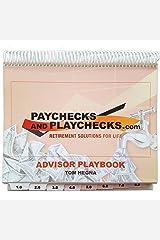 Paychecks and Playchecks Advisor Playbook (Paychecks and Playchecks) Spiral-bound