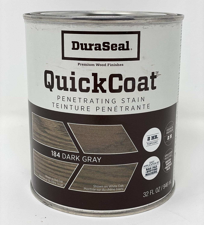 Dura Seal Quick Coat -Dark Quart Grey Max 78% OFF 184- Max 43% OFF